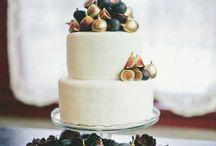 Fresh Fruit Wedding Cakes