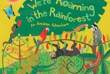 Rainforest Books-Teacher Resources