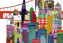 inspiration: cityscapes