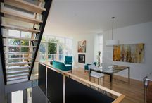 Infill Stairwells / Different stairwell styles