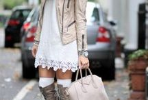 Boots over the knee