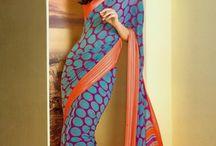 saree at its best