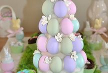 Easter- Crafts/Decor / by Tylar Pattie
