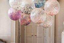 Hochzeit - Luftballon