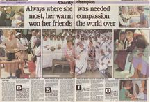 Clippings of Diana's