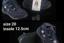 Available Shoes / All shoes are ready stock, see pic for size detail