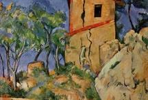 ARTIST - PAUL CEZANNE