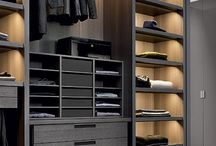 Modern Walkingcloset