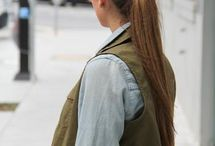 Hair / by Xochil Cortes Gomez