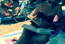 Beach Life / Sunny Sketches...and other slices of summer.