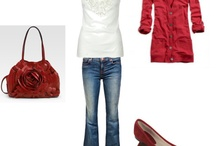 Cute Outfit Ideas / All about the fashion that I would like in my closet. / by Sarah Moore