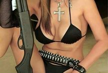 Γυναίκες με όπλα