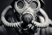 Reference Material - Gas Mask