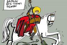 Saint George / Saint George. A Mythical Saint
