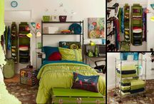 College Dorm Ideas / Decor and storage ideas for a college dorm. Checklists and resources to help kids (and parents) get ready for college life.
