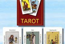 Mein Tarot / Hier seht ihr mein Anraths-Waite Tarotdeck. Ja ich lege Tarotkarten.