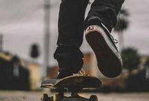 aesthetic: skater boy