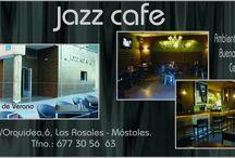 jazz cafe mostoles