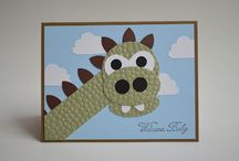 Cards/Paper Crafts / by Tisha Sanchez Stafford