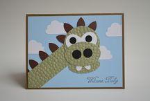 Cards/Paper Crafts / by Tisha Sanchez Stafford