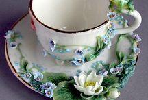 Cold porcelain- Soğuk porselen