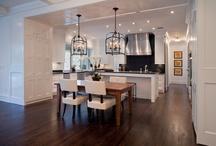 Kitchens / Traditional, modern, contemporary interior design #PhilKean