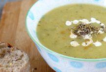 Soepen / Allerlei soepen die ik ga proberen.