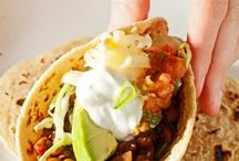 Vegetarian Recipes / by Brandy Rivera