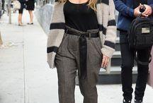 Celebrity street styles