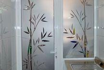 partition glass design