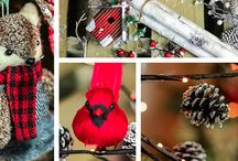 Country Cabin Christmas Style Collection / by Christmas Central