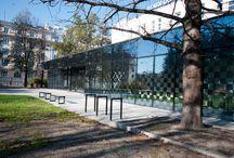 design miejski/urban design / Inspiracje, rozwiązania, pomysły oraz estetyka miejska.
