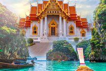 phuket and Bangkok / 0