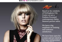 UKHairdressers <3 Competitions / A board that displays all #UKHairdressers current competitions...WIN new hairdo's and hair products and styling tools when you take part! / by UKHairdressers.com