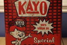 Vintage Motor Oil Packaging Designs