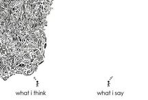 Pensieri e parole