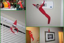 Elf on a shelf / by Katy Disher