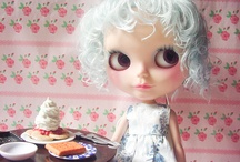 "My Custom Blythe Doll ""Choco"""