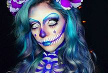 Μακιγιάζ halloween