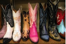 Boots! / Boots I own or covet