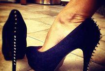 shoes / scarpe con tacco alto