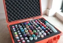 Nail Polish Organization / by Bootie Babe