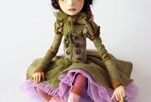 Art dolls / by Pam Riley