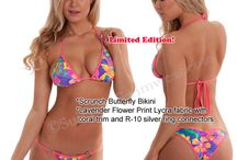 Beach Bikinis / Cute swimsuits for the beach, pool or photoshoots.  / by Suits You Swimwear
