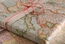 handmade wrapping paper uk