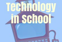 Technology in School / Ideas to share with my teachers that incorporate technology in the classroom