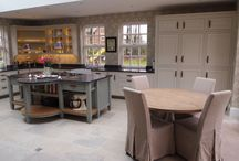 The art of bespoke kitchen design / Previous projects by Oakstone Designs