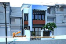 Thiết kế kiến trúc nhà liền kề / Nhà liền kề là loại nhà phổ biến nhất ở các thành phố lớn, nơi mà diện tích đất ở nhỏ hẹp. Vietnamarch nhận thiết kế kiến trúc nhà liền kề. http://vietnamarch.com/thiet-ke-kien-truc/thiet-ke-nha-lien-ke.html