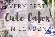 Coffee spots London