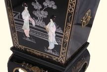 Oriental Inlaid / Beautiful mother-of-pearl design that truly stands out with style and elegance.